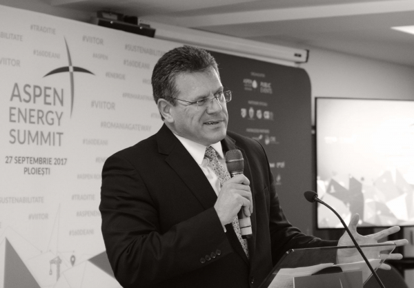 #eventphotography / Aspen Energy Summit / Maroš Šefčovič