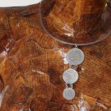 Salba Dacică - bijuterii din argint Salba Mariei
