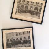 Regele Carol I la Politehnica, 1904-1906, imagini interbelice, înrămate
