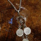 Salba Mariei - Salba Soarelui - (argint cu chihlimbar)