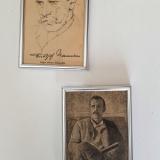 Nansen, exploratorul, fotogravuri interbelice, înrămate