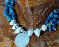 Salba de la Marea Neagră - bijuterii Salba Mariei din argint