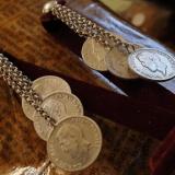 Salba Mariei - Cercei Regali (argint)
