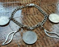 Brățara Verii - bijuterii din argint Salba Mariei